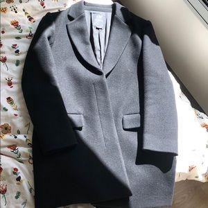 Theory wool coat